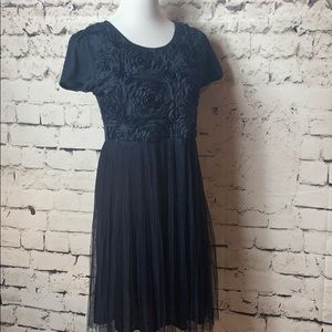 👠La Chapelle Navy Dress 👗 Size 40/10